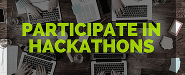Participate in hackarthons