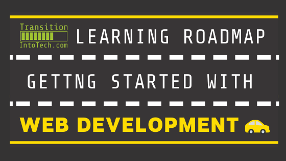 Roadmap: Getting started with web development 1